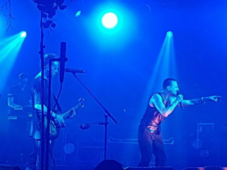 Live Review: DEPECHE MODE Play The BARROWLANDS, Glasgow – 26th March 2017 1