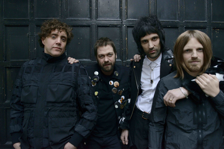 Listen to 'You're In Love With A Psycho' By KASABIAN From Their New Album 'For Crying Out Loud'