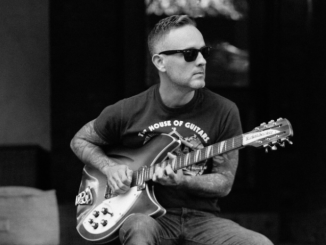 Dave Hause Kicks Off His UK Tour This Week.