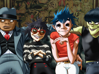 GORILLAZ - Announce New Album 'HUMANZ' - Watch Video Here