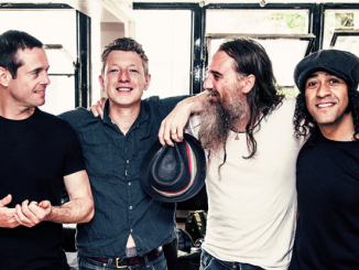CAST Announce details of a brand new album 'Kicking Up The Dust' + UK Festival dates