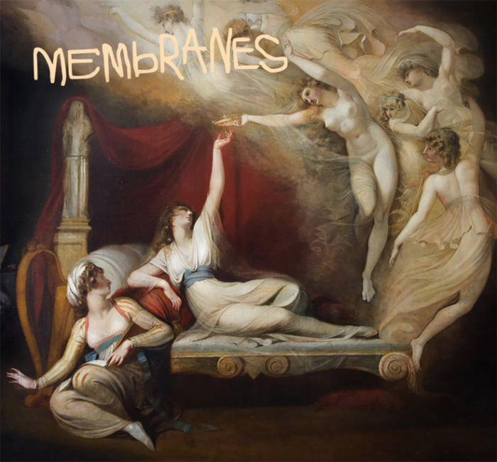 THE MEMBRANES play their biggest hometown show, Live at Manchester's Ritz