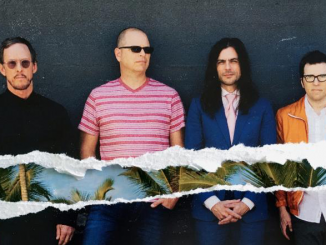 "WEEZER Releases New Single ""Feels Like Summer,"" + Announces Tour Dates"