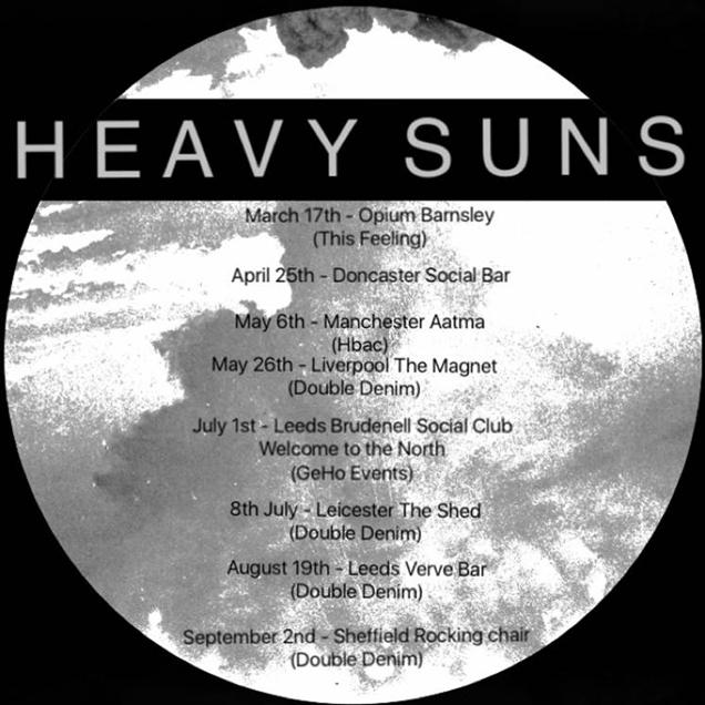 HEAVY SUNS
