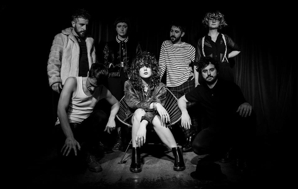 HOLY MOLY & THE CRACKERS release first single off new album 'Cold Comfort Lane'