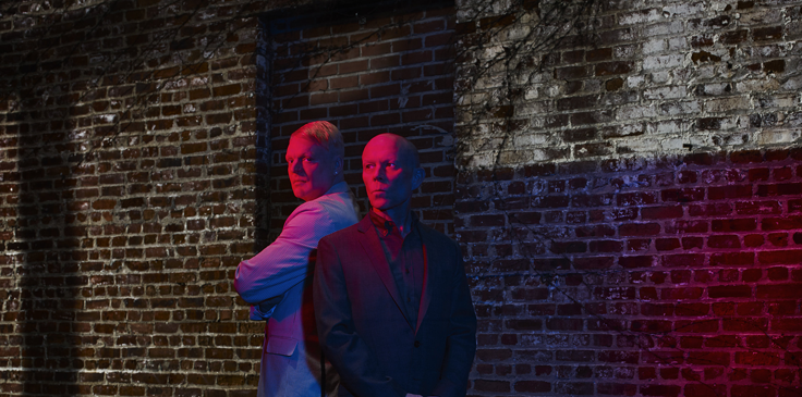 ERASURE Share The Adam Turner Remix Of 'LOVE YOU TO THE SKY' - Listen