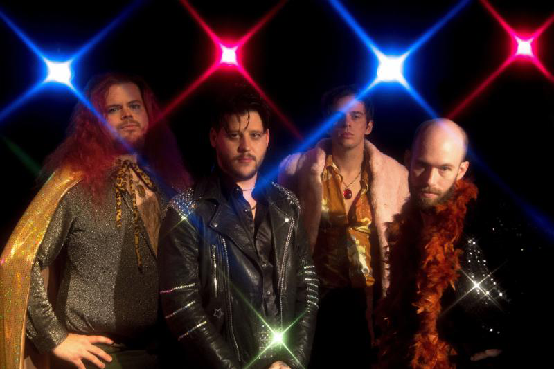 WAVVES share new song 'Million Enemies' with glam-inspired video