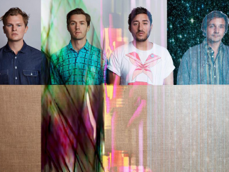 GRIZZLY BEAR - Announce New album 'Painted Ruins' + Global Tour