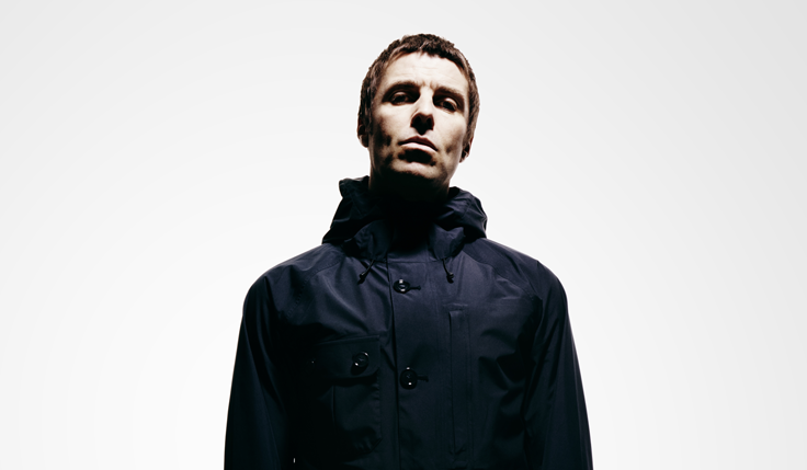 LIAM GALLAGHER - Announces UK + Ireland Tour + New Single 'Wall of Glass'