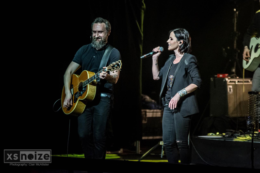 THE CRANBERRIES at Belfast's Waterfront Hall