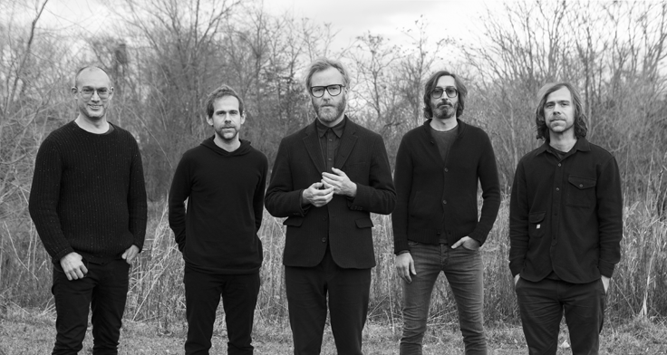 THE NATIONAL announce new album, new track + world tour