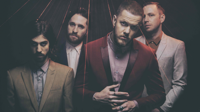 IMAGINE DRAGONS to Release New Studio Album 'Evolve' on June 23rd
