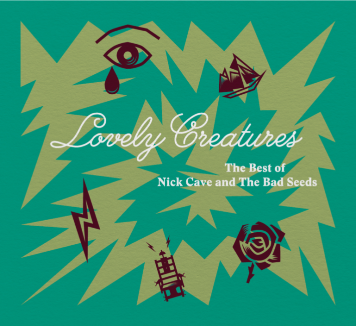 Album Review: NICK CAVE AND THE BAD SEEDS - Lovely Creatures: The Best of NICK CAVE AND THE BAD SEEDS