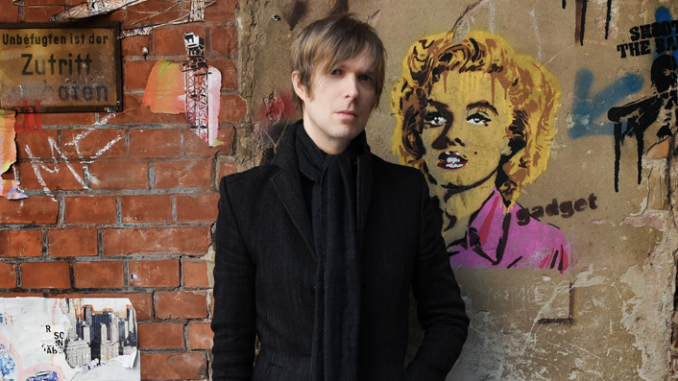 Track of the Day: MARK FERNYHOUGH - 'Steal My Love'