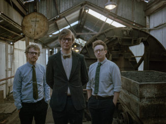 PUBLIC SERVICE BROADCASTING - Share New Single 'They Gave Me A Lamp'