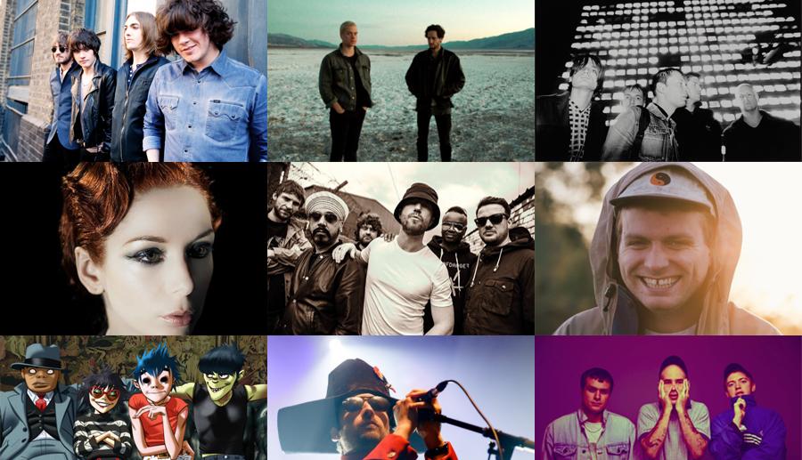 Listen To A Spotify Playlist Of XS NOIZE'S Best Recent Tracks