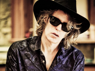 THE WATERBOYS - announce their brand new double album entitled 'Out Of All This Blue' 2