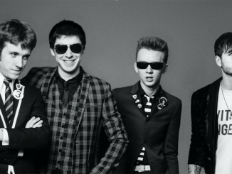 THE STRYPES - Release New Track 'Great Expectations' + Announce Tour Dates