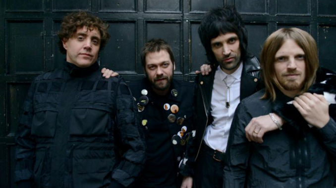 KASABIAN - Announce North American Tour Dates
