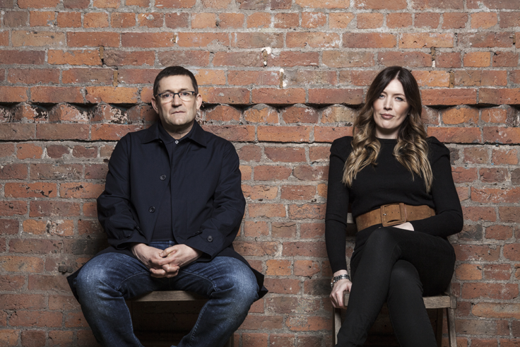 PAUL HEATON & JACQUI ABBOTT - NEW ALBUM 'CROOKED CALYPSO' - to be released in JULY 1