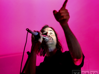 Live Review: MIIKE SNOW with KLANGSTOF - Live at Stubb's Waller Creek Amphitheater 1