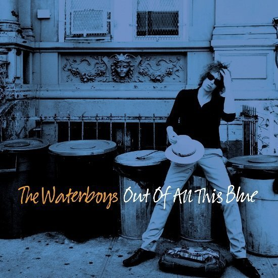 THE WATERBOYS - announce their brand new double album entitled 'Out Of All This Blue' Mike Scott