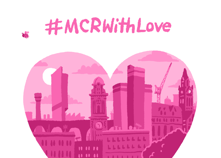 MANCHESTER WITH LOVE compilation released to help affected families of recent atrocities