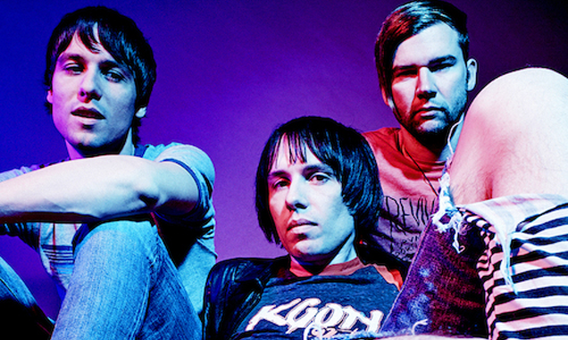 THE CRIBS - Share Brand New Track, 'In Your Palace'