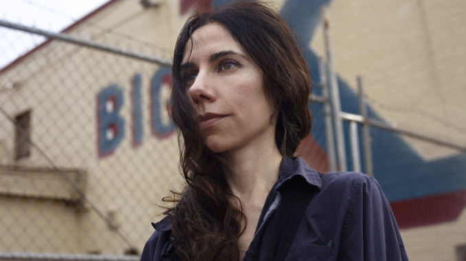 """PJ HARVEY and RAMY ESSAM Share Video for """"THE CAMP"""" WATCH NOW"""