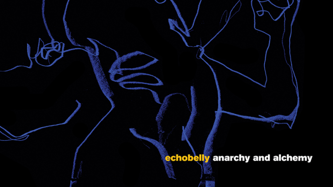 Album Review: ECHOBELLY - 'Anarchy and Alchemy'