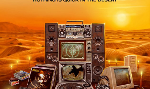 PUBLIC ENEMY - celebrate 30 years with free download of new LP 'Nothing is Quick in the Desert'