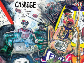 CABBAGE - Announce their forthcoming EP 'The Extended Play Of Cruelty'