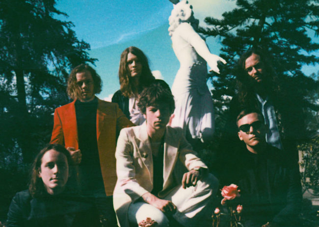 CAGE THE ELEPHANT - Release 21 live videos to accompany their new album 'Unpeeled'