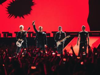 U2 THE JOSHUA TREE TOUR 2017