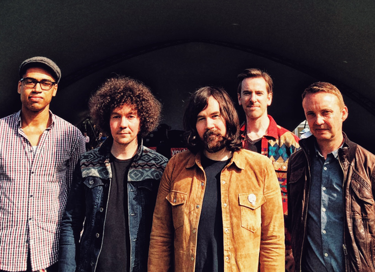 Track of the Day: BUFFALO SUNN - 'The Long Road'