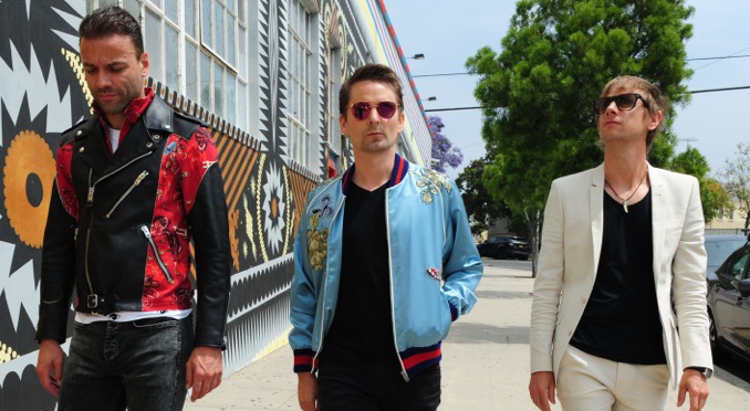 MUSE - Announce intimate live show at The O2 Shepherd's Bush Empire, Saturday August 19 in aid of THE PASSAGE