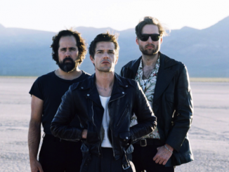 "THE KILLERS - Reveal details for their highly anticipated new album, ""Wonderful Wonderful"" + live dates"