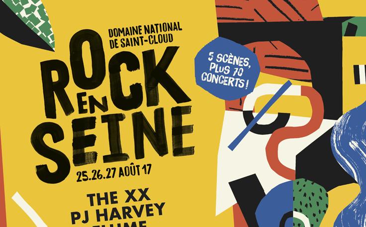 XS Noize at ROCK EN SEINE PARIS: Day 1 Highlights 2