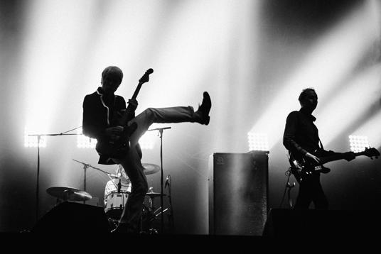 XS Noize at ROCK EN SEINE PARIS: Day 1 Highlights Beach Fossils