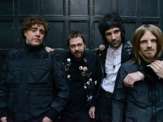 KASABIAN -  Announce 11 Date UK Tour