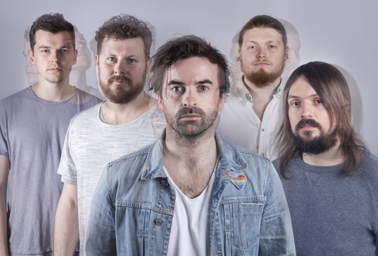 Manchester's THE TRAVELLING BAND announce their forthcoming album, 'SAILS' due 25th August
