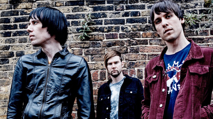 THE CRIBS - Unveil documentary shot in collaboration with Vevo