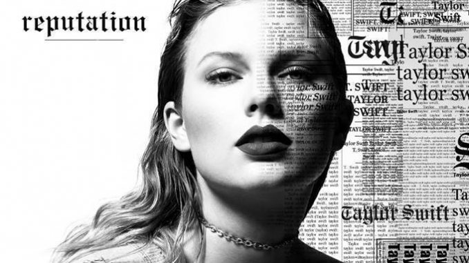 "TAYLOR SWIFT - Releases new single ""Look What You Made Me Do"" - Listen HERE"
