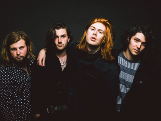 THE AMAZONS - Unleash New Single 'Ultraviolet' + October UK Live Dates