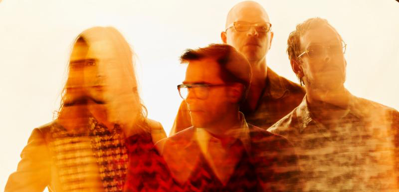 WEEZER - Announces New Album 'Pacific Daydream' Out October 27 1