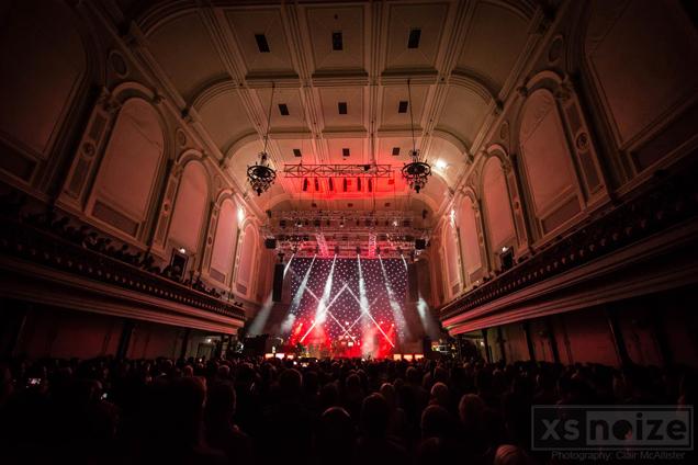 IN FOCUS// Ryan Adams   Ulster Hall, Belfast, 08/09/2017 1