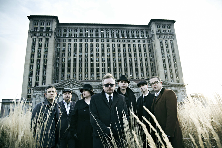 FLOGGING MOLLY to Play The Olympia Theatre, Dublin - 10th September