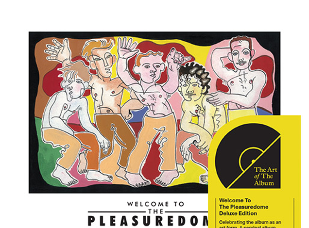 FRANKIE GOES TO HOLLYWOOD to release special-edition vinyl 2LP & CD of classic debut album 'WELCOME TO THE PLEASUREDOME'