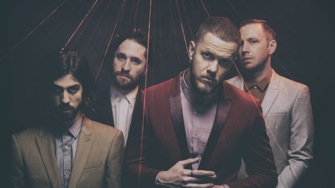 IMAGINE DRAGONS - Announce 3ARENA, Dublin date.