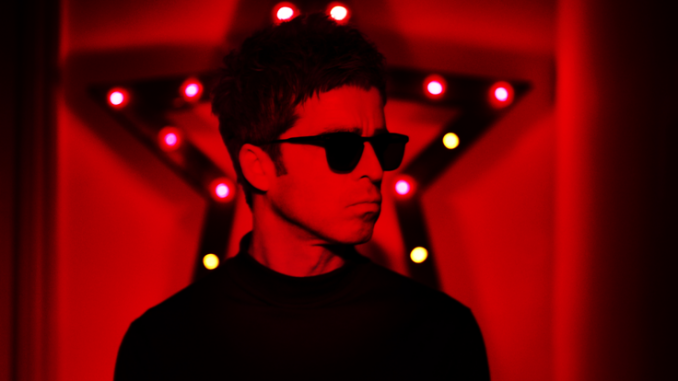 NOEL GALLAGHER'S HIGH FLYING BIRDS announce David Holmes produced third album. 'WHO BUILT THE MOON?', plus spring 2018 UK & Irish arena tour 1